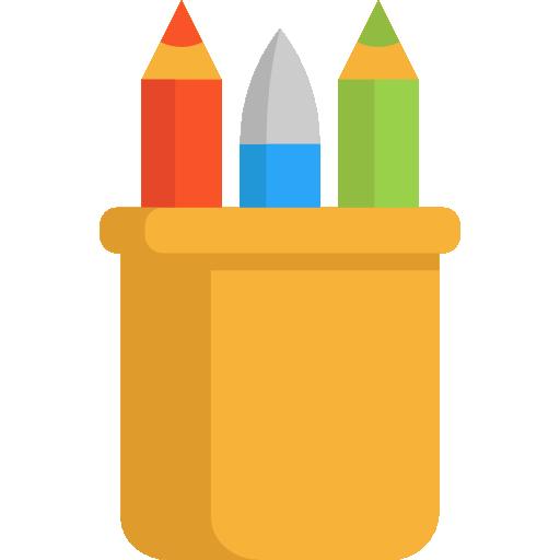 Yazı tahtası kalemlik özelliği